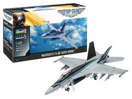 Revell 03864 F A 18E Super Hornet Top Gun 1 48