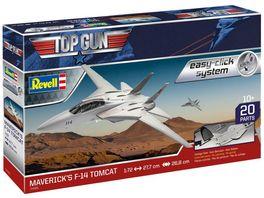 Revell 04966 F 14 Tomcat Top Gun 1 72