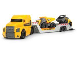Dickie Micro Builder Truck