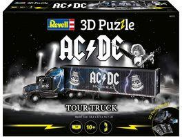 Revell 00172 3D Puzzle AC DC Tour Truck