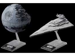 Revell 01207 Death Star II plus Imperial Star Destroyer