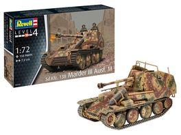 Revell Sd Kfz 138 Marder III Ausf M