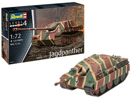 Revell 03327 Jagdpanther Sd Kfz 173