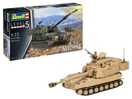 Revell M109A6