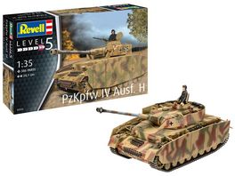 Revell 03333 Panzer IV Ausf H