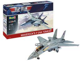 Revell 03865 F 14 A Tomcat Top Gun 1 48
