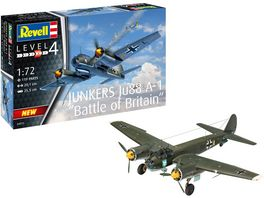 Revell 04972 Junkers Ju 88 A 1 Battle of Britain