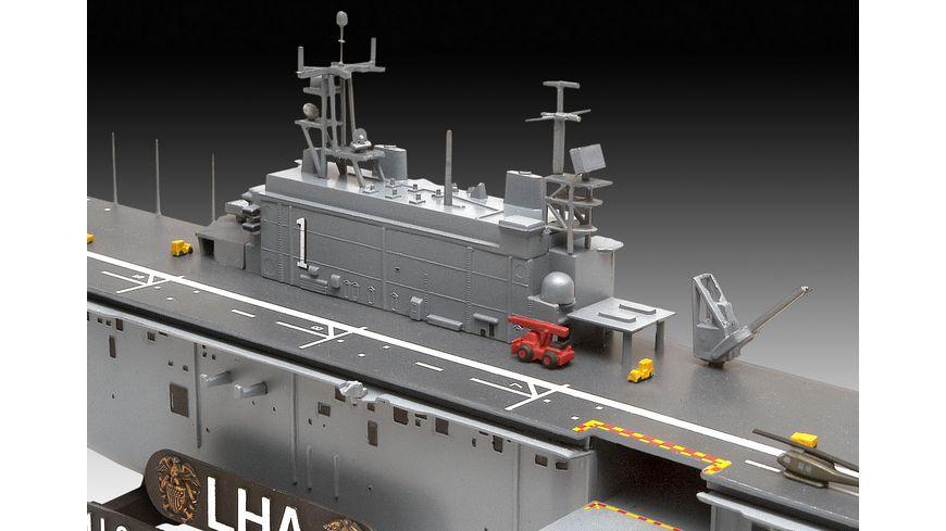 Revell 05170 Assault Ship USS Tarawa LHA 1