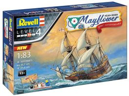 Revell 05684 Geschenkset Mayflower 400th Anniversary