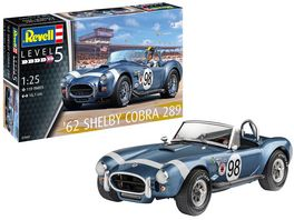 Revell 07669 62 Shelby Cobra 289