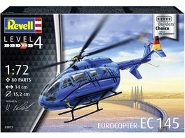 Revell 03877 Model Set EC 145 Builders Choice