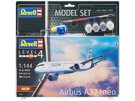 Revell 04952 Model Set Airbus A321 Neo