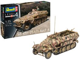 Revell 03295 Sd Kfz 251 1 Ausf A