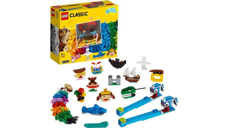 LEGO Classic - 11009 Bausteine - Schattentheater