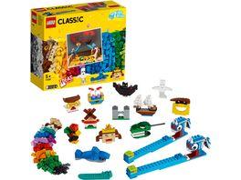LEGO Classic 11009 Bausteine Schattentheater