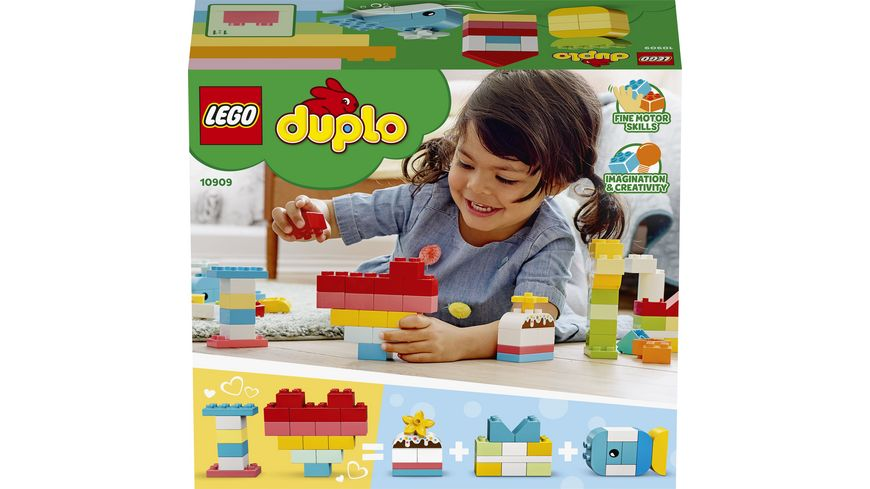 LEGO DUPLO 10909 Mein erster Bauspass