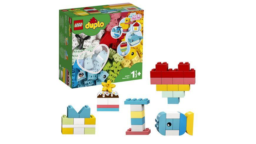 LEGO DUPLO - 10909 Mein erster Bauspaß