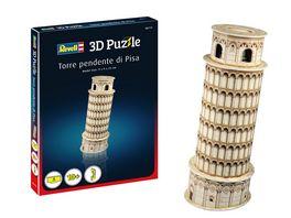 Revell 00117 3D Puzzle Schiefer Turm von Pisa