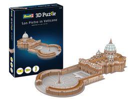 Revell 00208 3D Puzzle San Pietro in Vaticano