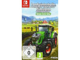 Landwirtschafts Simulator Nintendo Switch Edit
