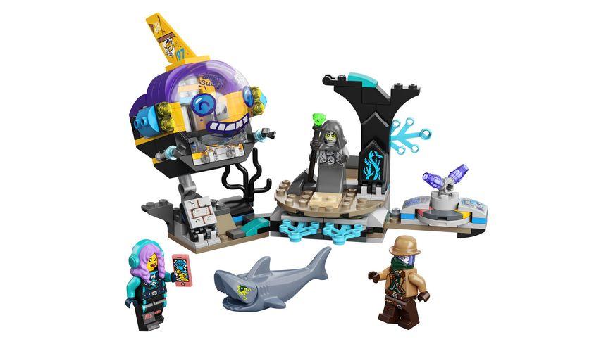 LEGO Hidden Side 70433 J B s U Boot