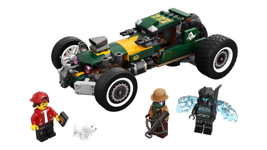 LEGO Hidden Side 70434 Uebernatuerlicher Rennwagen