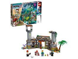 LEGO Hidden Side 70435 Newbury s verlassenes Gefaengnis