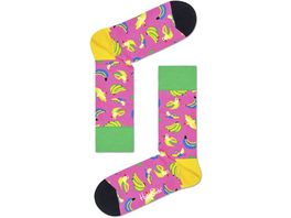 Happy Socks Socke Banana Bird Unisex