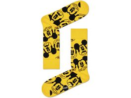 Happy Socks Unisex Socken Face it Mickey