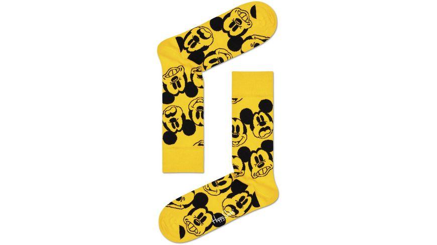 Happy Socks Socke Face it Mickey Unisex