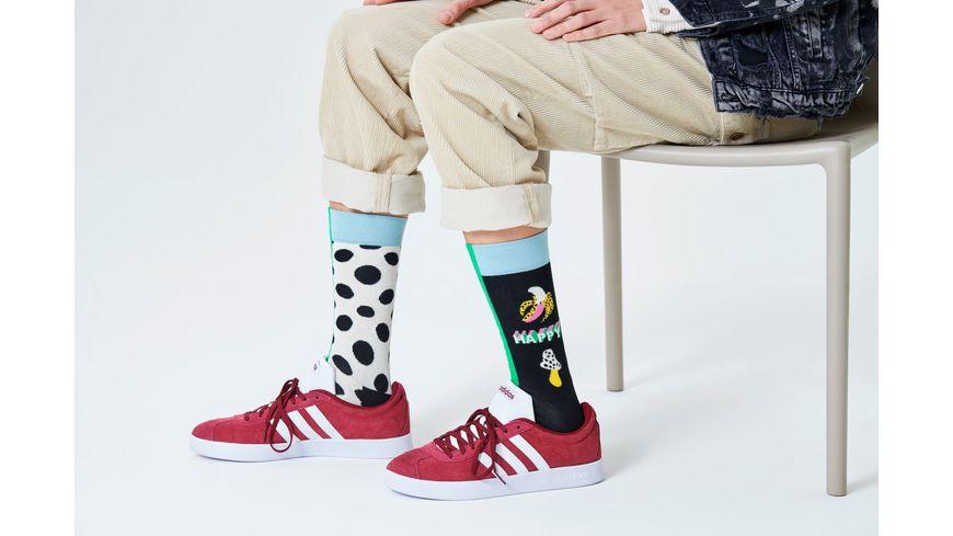 Happy Socks Socke Half Big Dot Unisex