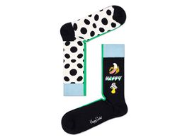 Happy Socks Socke Half Big Dot Unisex