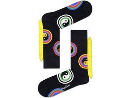 Happy Socks Socke Mane Ying Yang Unisex