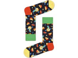 Happy Socks Socke Moon Mouse Unisex