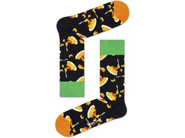 Happy Socks Socke Mac Cheese Unisex