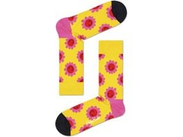 Happy Socks Socke Smiley Flower Unisex