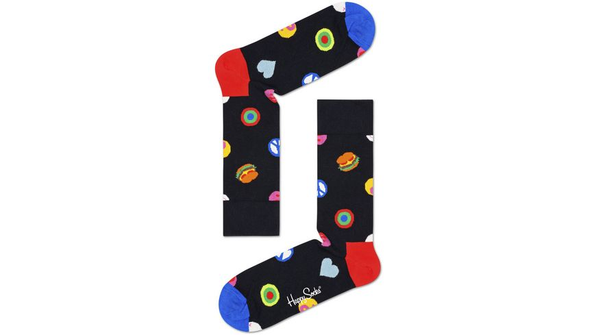 Happy Socks Unisex Socken Symbol Dot