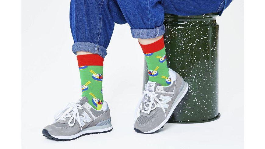 Happy Socks Socke Poke Bowl Unisex