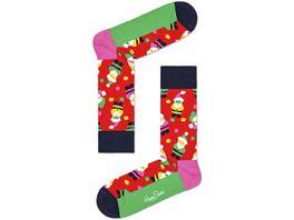 Happy Socks Socke Santa Unisex