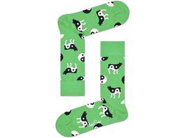Happy Socks Socke Yin Yang Cow Unisex