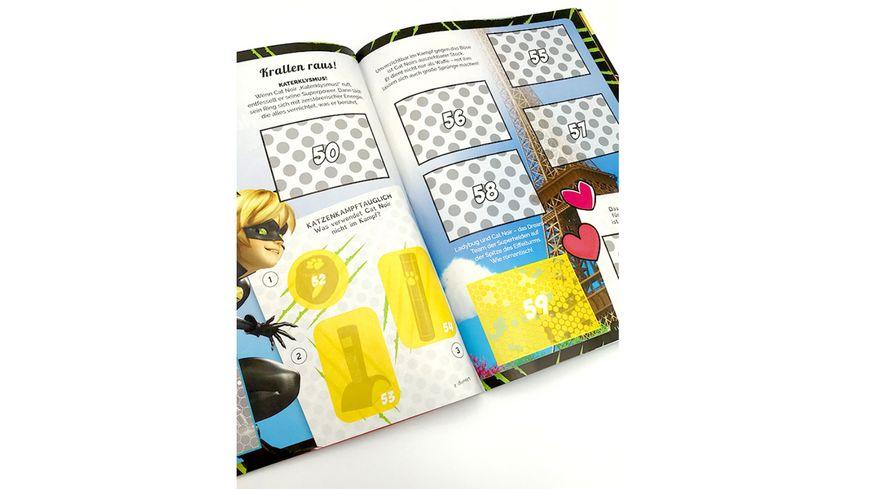 Panini Miraculous Ladybug Hybrid Sammelalbum