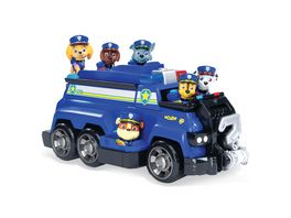 Spin Master Paw Patrol Chases Total Team