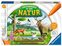 Ravensburger tiptoi Spiele Unterwegs in der Natur