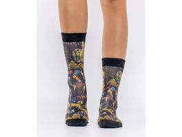 wigglesteps Damen Socken EGYPTION ICONS