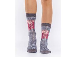 wigglesteps Damen Socken COFFEE W