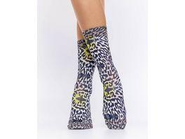wigglesteps Damen Socke BUTTERFLY SKIN