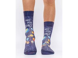 wigglesteps Herren Socken GALACTIC