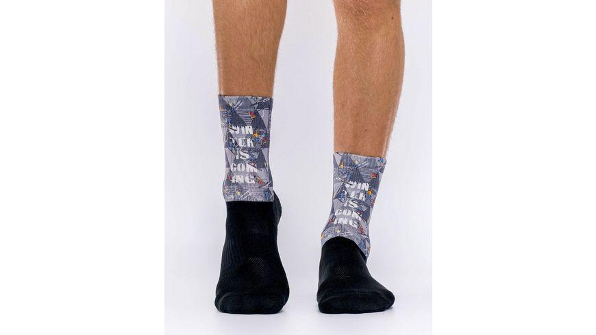 wigglesteps Unisex Socken WINTER IS
