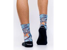 wigglesteps Unisex Socke FOOTBALL STAR