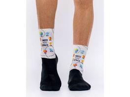 wigglesteps Unisex Socke GALACTIC II